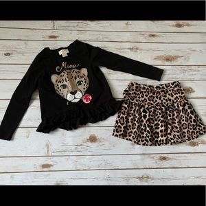 Kate Spade Leopard Outfit